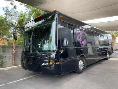 Mirage Limo 35 Passenger Party Bus