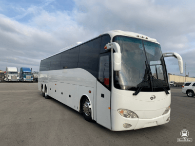 Mirage Limo 55 Passenger Party Bus
